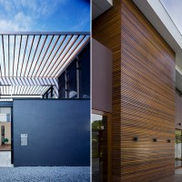 Architecture: House facades