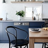 Color lover: Deep blue in decor