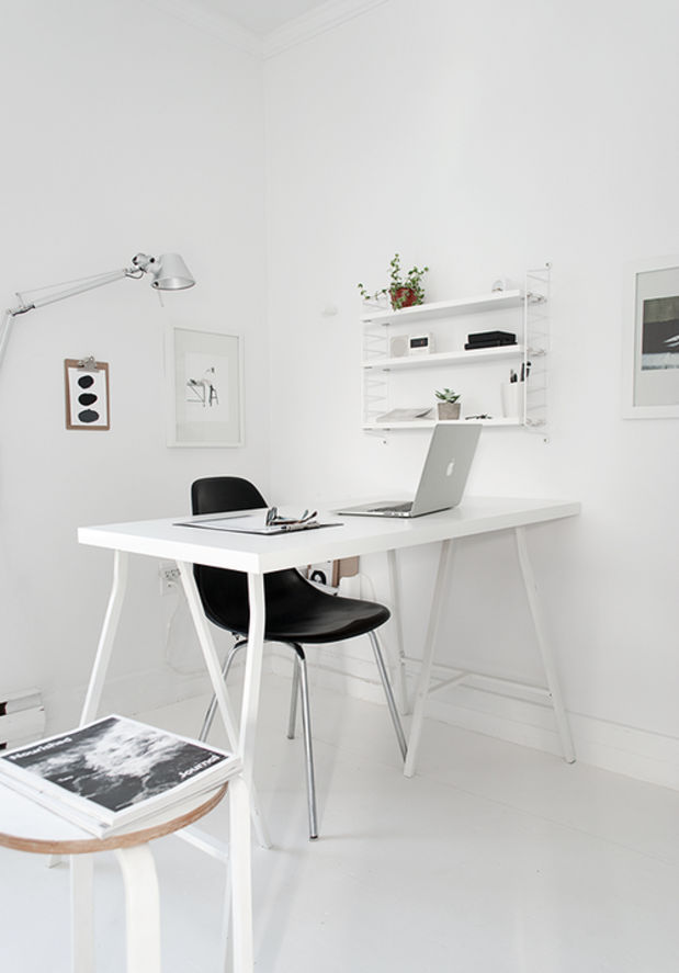 10 Minimalist Home Offices To Inspire Decordove